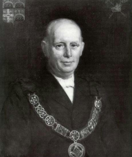 Rev Canon Joseph Gray(1915 - 1932)