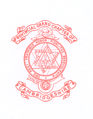 Prov Chapter crest